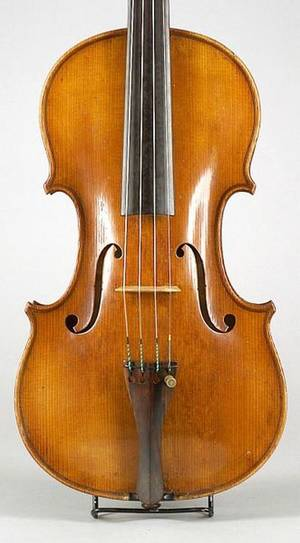 French Violin Amedee Dieudonne Mirecourt 1928