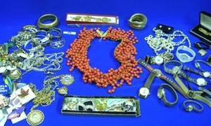 Group of Assorted Vintage and Later Costume Jewelry