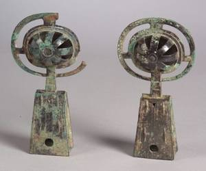 Pair of Chariot Bells