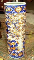 Imari Porcelain Umbrella Stand