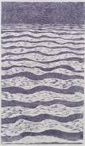 Edward D Movitz American 20th21st Century Waves