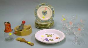 Group of Assorted Table and Kitchenware