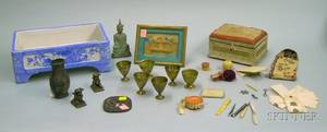 Group of Asian Decorative Articles