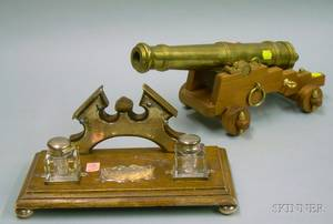 Realized price for Winchester Signal Cannon and Shipping