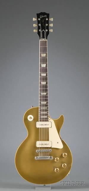 American Electric Guitar Gibson Incorporated Kalamazoo 1956 Model Les Paul
