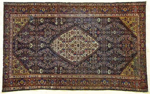 Malayer rug early 20th c