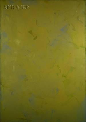 David Diao ChineseAmerican b 1943 Untitled
