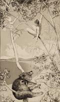 Max Klinger German 18571920 INTERMEZZI Radierung Opus IV Portfolio of Twelve Images