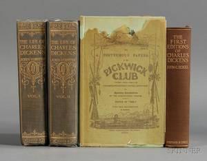 Dickens Charles 18121870 Three Titles