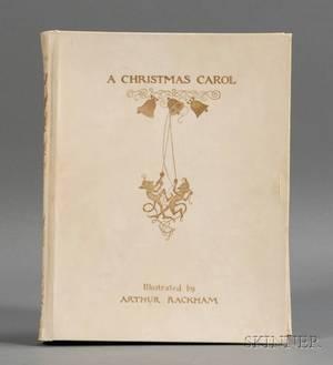 Rackham Arthur Illustrator Dickens Charles 18121870
