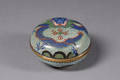 Cloisonne Incense Box
