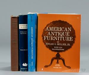 Three Titles on American Clocks and Decorative Arts