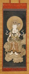 Set of Four Buddhist Paintings