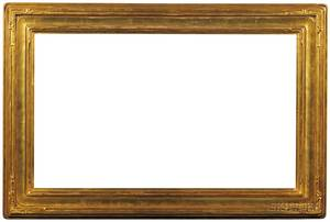 Newcomb Macklin Picture Framers American 20th Century Carved Frame
