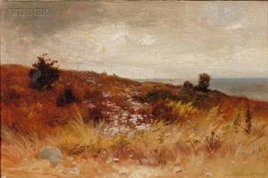 Frank Knox Morton Rehn American 18481914 Autumn Shore