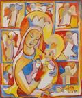 Father Jack Hanlon Irish 19131968 Madonna and Child