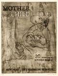 Andre Racz American b 1916 MOTHER AND CHILD A Portfolio of Twenty Works Plus a Title Page and Cover Image