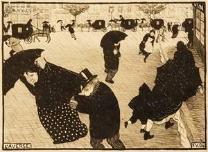 Flix Edouard Vallotton Swiss 18651925 Laverse