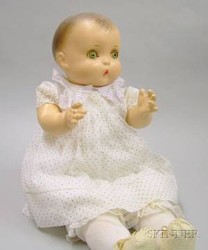 Horseman Composition Baby Brother Doll