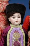Simon  Halbig Oriental Bisque Boy Doll