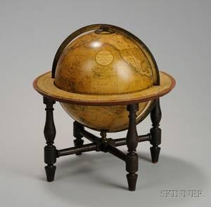 9inch Terrestrial Globe by Cary