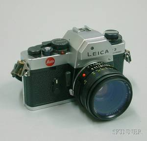 Leica R3 Electronic Camera No 1491683