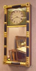 Abel Chandler Mirror Clock