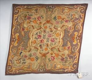 Continental Small Tapestry Panel