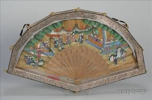 Chinese Export Fan