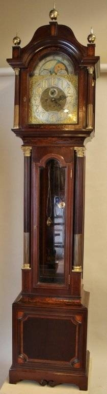 Tiffany and Company Grandfather Clock