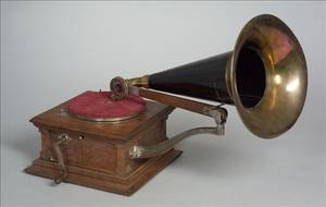 Victor Type E Phonograph