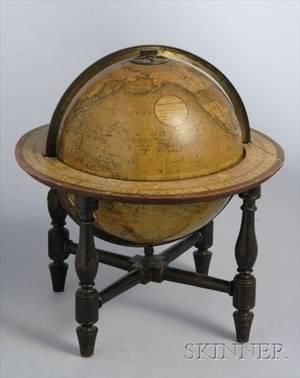12inch Terrestrial Globe by Cary