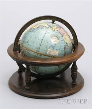 Peerless 6inch Terrestrial Globe