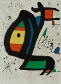 Joan Miro Spanish 18931983 Miro Obra Grafica