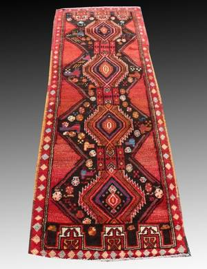 Persian Baluch Runner 23 x 67