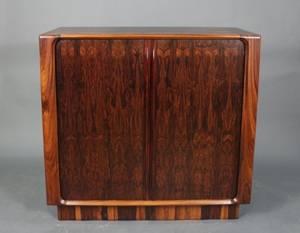 Bernhard Pedersen  Son Rosewood Storage Cabinet