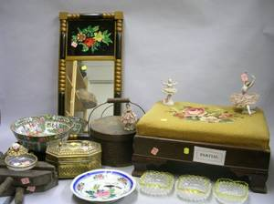 Group of Assorted Decorative and Collectible Accessories