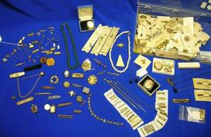 Assorted Victorian and Later Estate Jewelry