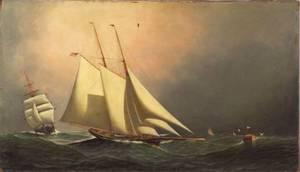 Attributed to Antonio Jacobsen DanishAmerican 18501921