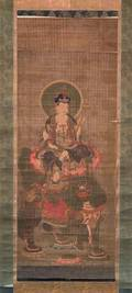 Buddhist Scroll