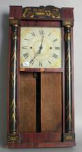 Jerome  Darrow Empire mantle clock