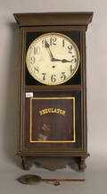 William Gilbert 3022 regulator clock