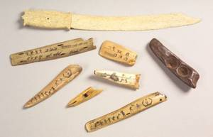 Lot of Inuit Items