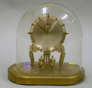 400day Torsion Pendulum Clock