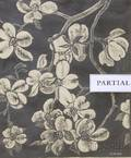 Lot of Two Framed Woodblock Prints of Floral Studies