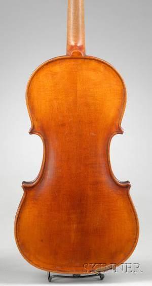 Modern Violin possibly American