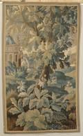 Flemish Verdure Wool Tapestry
