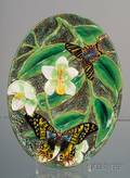 George Jones Butterfly Tray