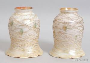 Two Art Glass