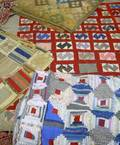 Four 20th Century Patchwork Quilts
